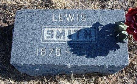 SMITH, LEWIS - Baca County, Colorado | LEWIS SMITH - Colorado Gravestone Photos