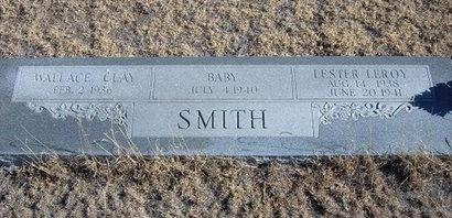 SMITH, LESTER LEROY - Baca County, Colorado | LESTER LEROY SMITH - Colorado Gravestone Photos