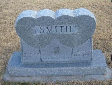 SMITH, MAURICE J - Baca County, Colorado   MAURICE J SMITH - Colorado Gravestone Photos
