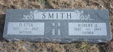 SMITH, D ETTA - Baca County, Colorado | D ETTA SMITH - Colorado Gravestone Photos