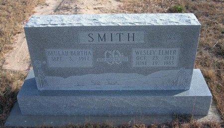 SMITH, WESLEY ELMER - Baca County, Colorado   WESLEY ELMER SMITH - Colorado Gravestone Photos
