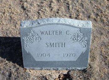 SMITH, WALTER C - Baca County, Colorado | WALTER C SMITH - Colorado Gravestone Photos