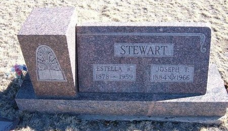 STEWART, ESTELLA - Baca County, Colorado | ESTELLA STEWART - Colorado Gravestone Photos