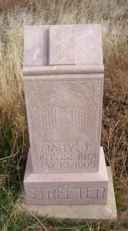 OFFUTT STREETER, MARY JANE - Baca County, Colorado | MARY JANE OFFUTT STREETER - Colorado Gravestone Photos