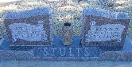STULTS, RUTH L - Baca County, Colorado | RUTH L STULTS - Colorado Gravestone Photos
