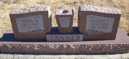 TANNER, ARTHUR P - Baca County, Colorado | ARTHUR P TANNER - Colorado Gravestone Photos