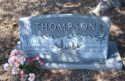 THOMPSON, LLOYD DOUGLAS - Baca County, Colorado | LLOYD DOUGLAS THOMPSON - Colorado Gravestone Photos