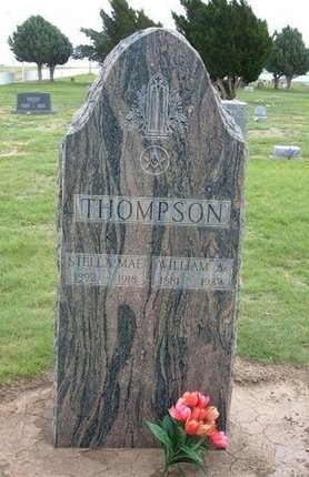 UTT THOMSPON, STELLA MAE - Baca County, Colorado | STELLA MAE UTT THOMSPON - Colorado Gravestone Photos