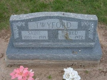 TWYFORD, FRED - Baca County, Colorado | FRED TWYFORD - Colorado Gravestone Photos