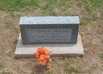 TWYFORD, VIOLA G - Baca County, Colorado | VIOLA G TWYFORD - Colorado Gravestone Photos