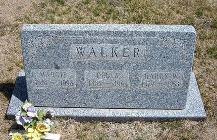 WALKER, RUBY DELLA - Baca County, Colorado | RUBY DELLA WALKER - Colorado Gravestone Photos