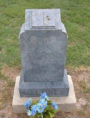"""WALDREN, MARY """"MOLLIE"""" - Baca County, Colorado   MARY """"MOLLIE"""" WALDREN - Colorado Gravestone Photos"""