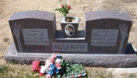 CONNER WALKER, DOLLIE IRENE - Baca County, Colorado | DOLLIE IRENE CONNER WALKER - Colorado Gravestone Photos