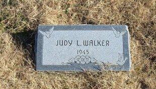 WALKER, JUDY L - Baca County, Colorado | JUDY L WALKER - Colorado Gravestone Photos