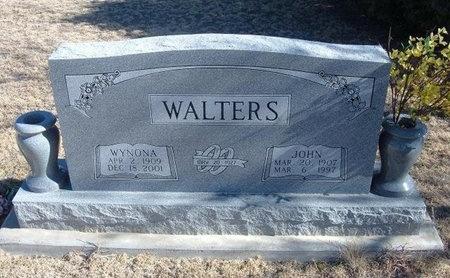WALTERS, JOHN - Baca County, Colorado | JOHN WALTERS - Colorado Gravestone Photos
