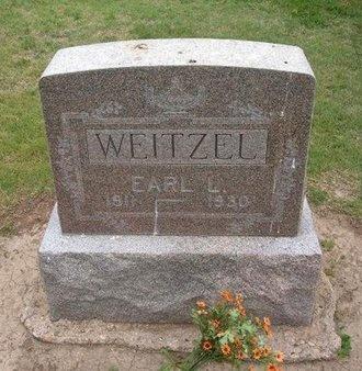 WEITZEL, EARL L - Baca County, Colorado | EARL L WEITZEL - Colorado Gravestone Photos