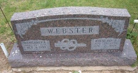 OLINGER WEBSTER, MARGARET EDNA - Baca County, Colorado | MARGARET EDNA OLINGER WEBSTER - Colorado Gravestone Photos