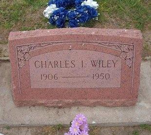 WILEY, CHARLES I - Baca County, Colorado | CHARLES I WILEY - Colorado Gravestone Photos