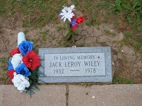 WILEY, JACK LEROY - Baca County, Colorado   JACK LEROY WILEY - Colorado Gravestone Photos