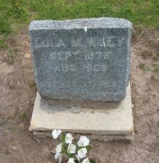 WILEY, LULA M - Baca County, Colorado | LULA M WILEY - Colorado Gravestone Photos