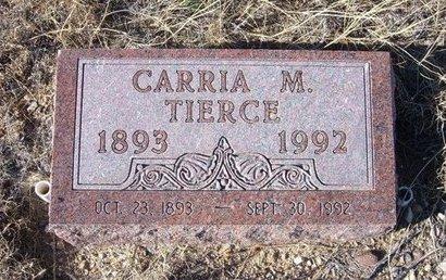 WILKINSON, CARRIA M - Baca County, Colorado | CARRIA M WILKINSON - Colorado Gravestone Photos
