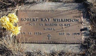 WILKINSON (VETERAN KOR), ROBERT RAY - Baca County, Colorado   ROBERT RAY WILKINSON (VETERAN KOR) - Colorado Gravestone Photos
