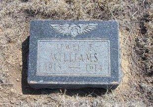 WILLIAMS, JEWEL ESTELLA - Baca County, Colorado | JEWEL ESTELLA WILLIAMS - Colorado Gravestone Photos