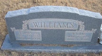 WILLIAMS, WILMA BELL - Baca County, Colorado | WILMA BELL WILLIAMS - Colorado Gravestone Photos