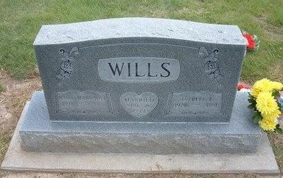 WILLS, EVERETT E - Baca County, Colorado | EVERETT E WILLS - Colorado Gravestone Photos