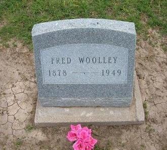 WOOLLEY, FRED - Baca County, Colorado   FRED WOOLLEY - Colorado Gravestone Photos