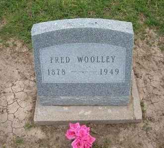 WOOLLEY, FRED - Baca County, Colorado | FRED WOOLLEY - Colorado Gravestone Photos