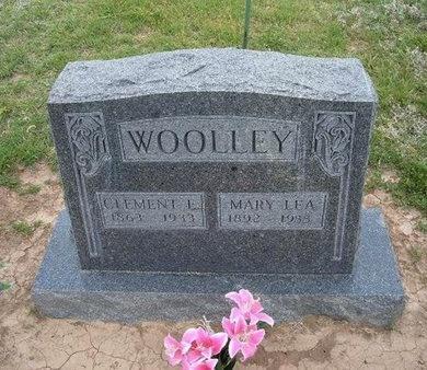 WOOLLEY, CLEMENT ELLSWORTH - Baca County, Colorado | CLEMENT ELLSWORTH WOOLLEY - Colorado Gravestone Photos