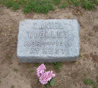 WOOLLEY, DANIEL - Baca County, Colorado | DANIEL WOOLLEY - Colorado Gravestone Photos