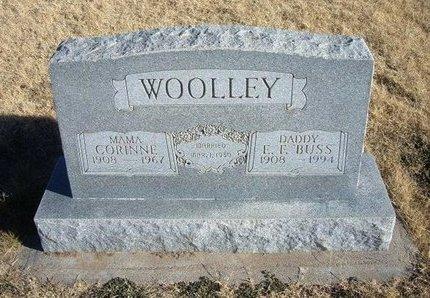 WOOLLEY, CORINNE - Baca County, Colorado   CORINNE WOOLLEY - Colorado Gravestone Photos