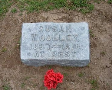 WOOLLEY, SUSAN - Baca County, Colorado | SUSAN WOOLLEY - Colorado Gravestone Photos