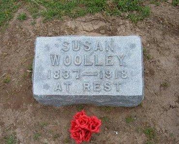 WOOLLEY, SUSAN - Baca County, Colorado | SUSAN WOOLLEY - Colorado Gravestone Photos
