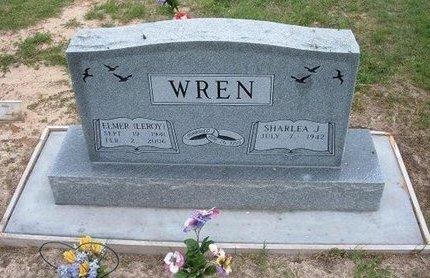 WREN, ELMER LEROY - Baca County, Colorado | ELMER LEROY WREN - Colorado Gravestone Photos