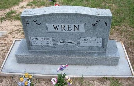 WREN, ELMER LEROY - Baca County, Colorado | ELMER LEROY WREN - Colorado Gravestone Photos