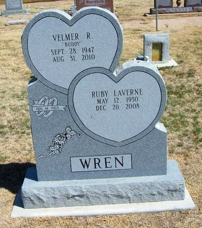 WREN, RUBY LAVERNE - Baca County, Colorado | RUBY LAVERNE WREN - Colorado Gravestone Photos