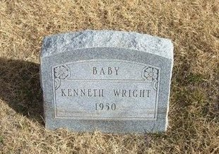 WRIGHT, KENNETH - Baca County, Colorado   KENNETH WRIGHT - Colorado Gravestone Photos