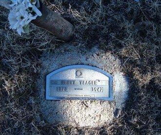 YEAGER, HENRY - Baca County, Colorado | HENRY YEAGER - Colorado Gravestone Photos