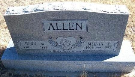 ALLEN, DAWN M - Bent County, Colorado | DAWN M ALLEN - Colorado Gravestone Photos