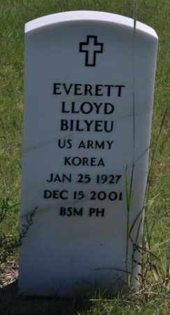 BILYEU, EVERETT LLOYD - Bent County, Colorado | EVERETT LLOYD BILYEU - Colorado Gravestone Photos