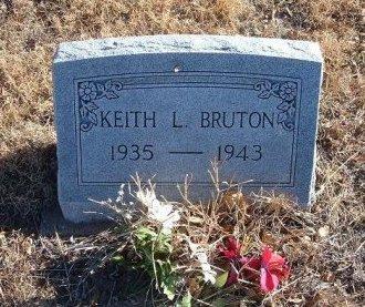 BRUTON, KEITH L - Bent County, Colorado   KEITH L BRUTON - Colorado Gravestone Photos