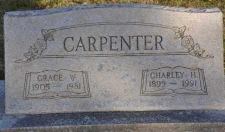 CARPENTER, CHARLEY H. - Bent County, Colorado   CHARLEY H. CARPENTER - Colorado Gravestone Photos