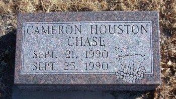 CHASE, CAMERON HOUSTON - Bent County, Colorado | CAMERON HOUSTON CHASE - Colorado Gravestone Photos