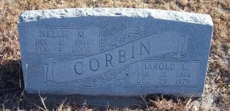 CORBIN, HAROLD LINCOLN - Bent County, Colorado   HAROLD LINCOLN CORBIN - Colorado Gravestone Photos