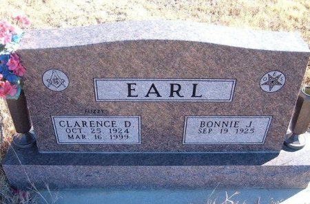 "EARL, CLARENCE D ""FUZZY"" - Bent County, Colorado | CLARENCE D ""FUZZY"" EARL - Colorado Gravestone Photos"