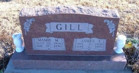GILL, JAMES I - Bent County, Colorado | JAMES I GILL - Colorado Gravestone Photos