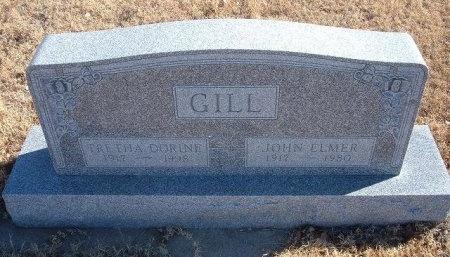 GILL, TRETHA DORINE - Bent County, Colorado   TRETHA DORINE GILL - Colorado Gravestone Photos